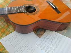Guitar & composition