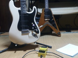 My Stratocaster & Frying V